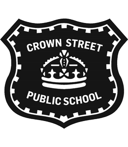 Crown Street Public School logo